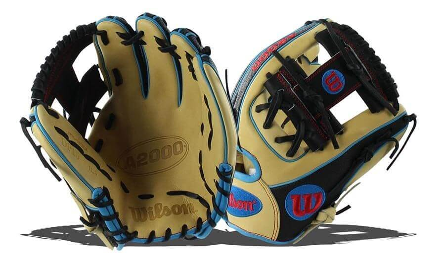 Wilson A2000 SuperSkin Baseball Glove (WTA20RB18DP15SS)