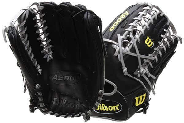 Wilson A2000 SuperSkin BBOT6SS at JustBallGloves.com