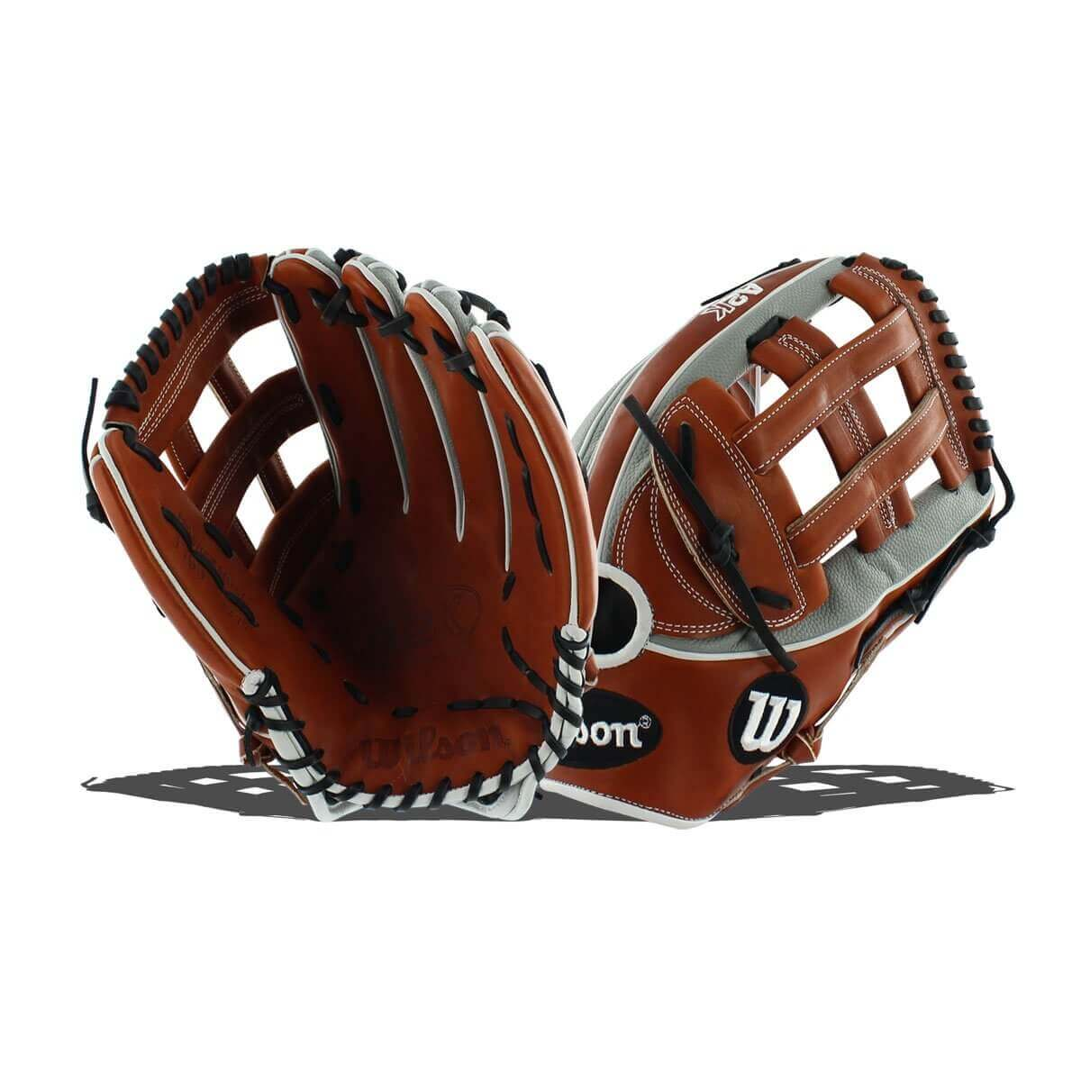 "Wilson A2K SuperSkin 12.75"" Baseball Glove"
