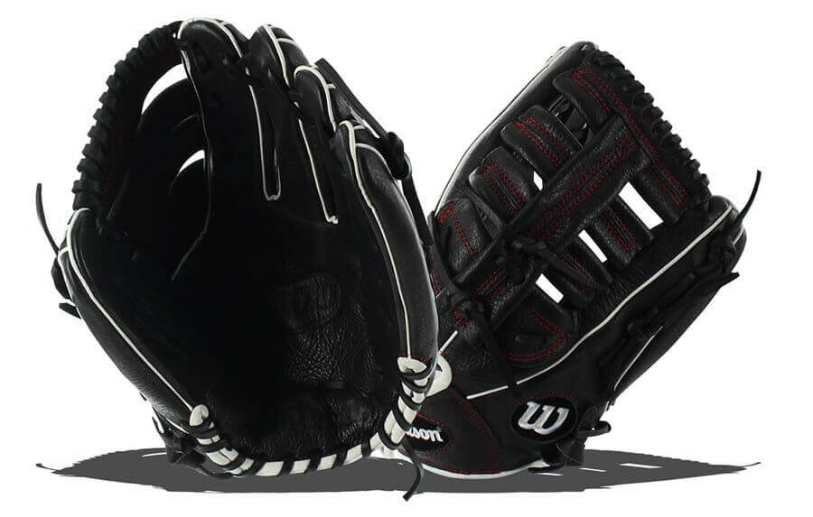 Wilson A500 Youth Baseball Glove (WTA05RB17125)