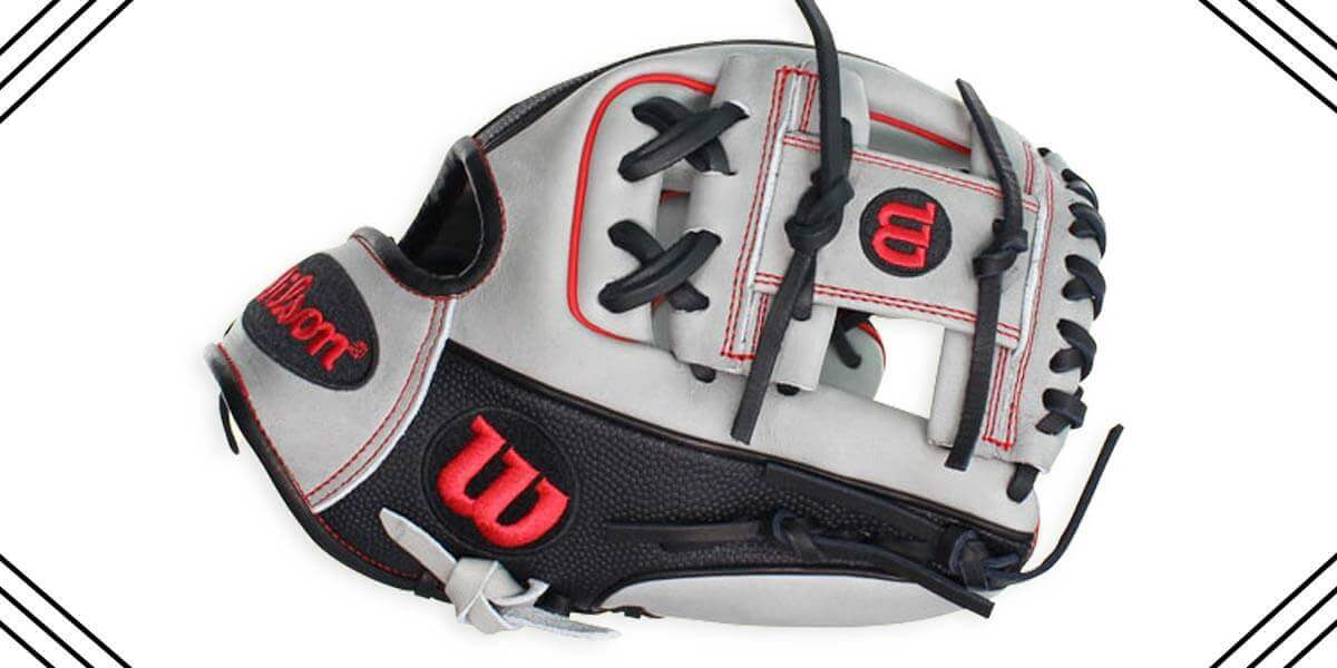 Wilson Blem Baseball Glove