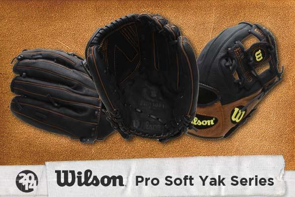 New Wilson Pro Soft Yak Models for Spring/Summer 2014