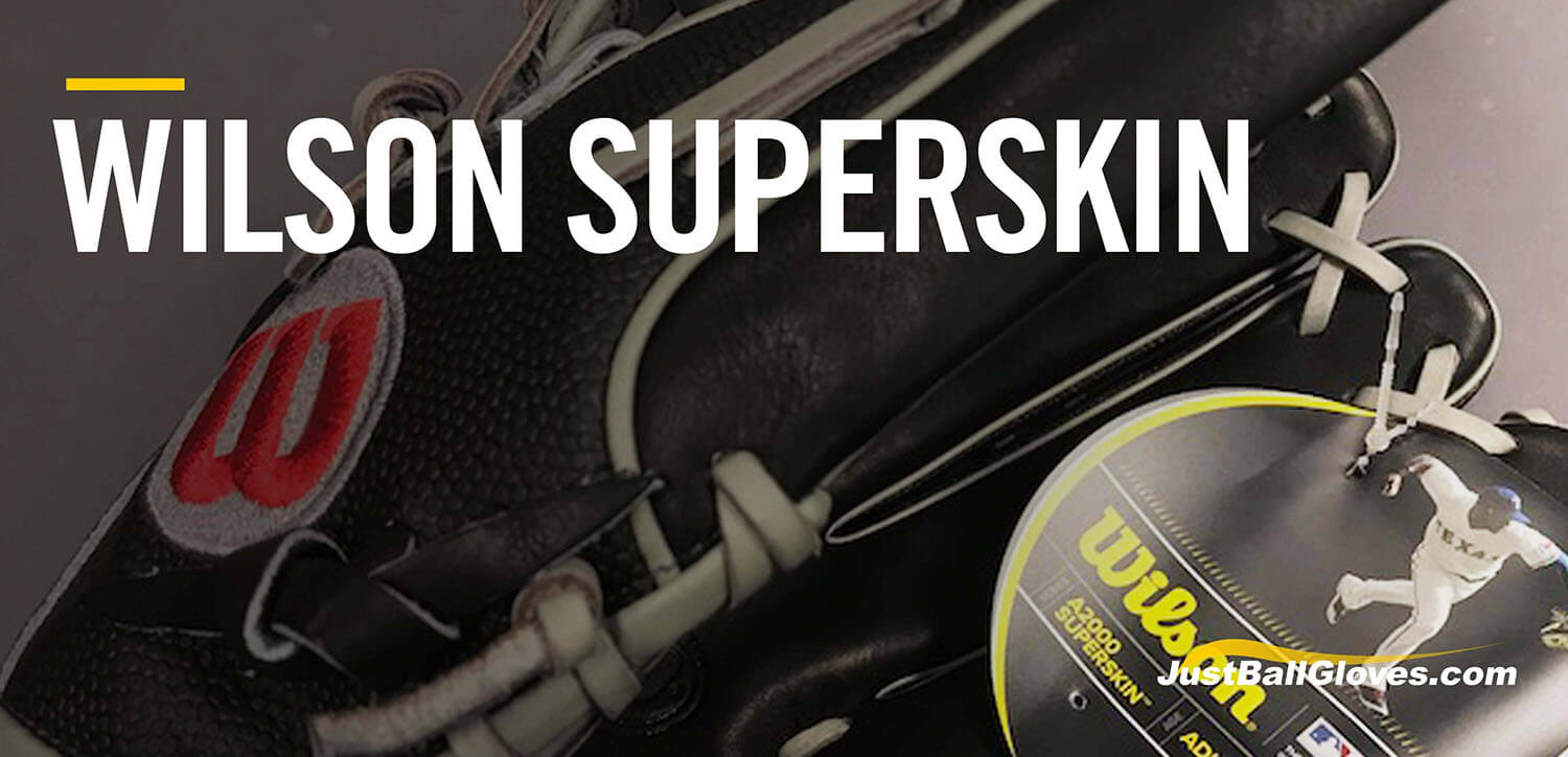What Is Wilson's SuperSkin All About?