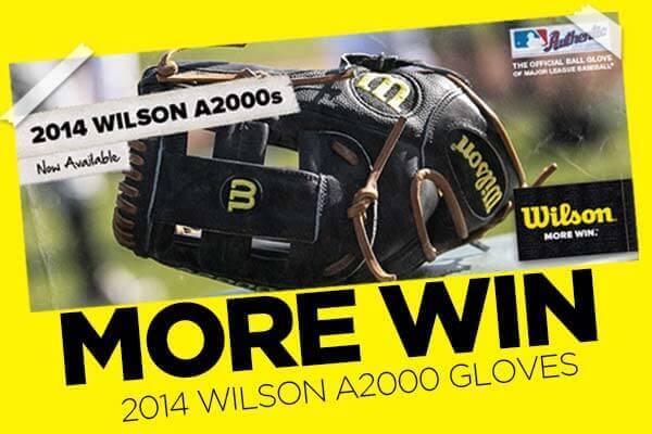 2014 Wilson A2000 Lineup