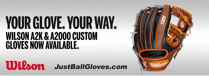 Build Your Own Wilson Custom Glove