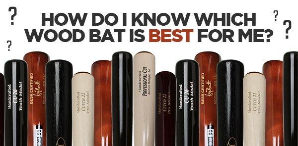 How Do I Select an Adult Wood Baseball Bat?