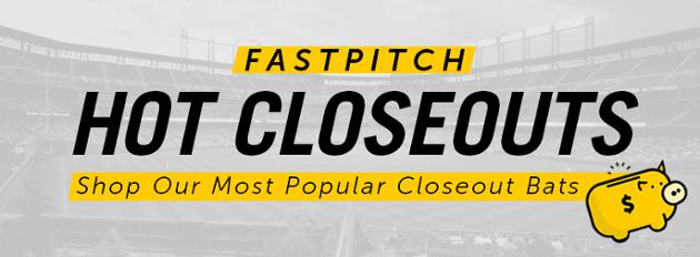 Closeout Softball Bats | Closeout Fastpitch Bats