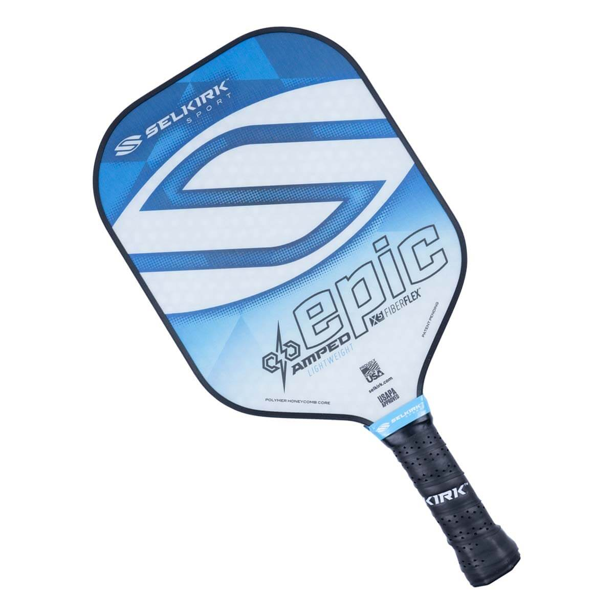 Selkirk Amped Epic Lightweight Composite Pickleball Paddle