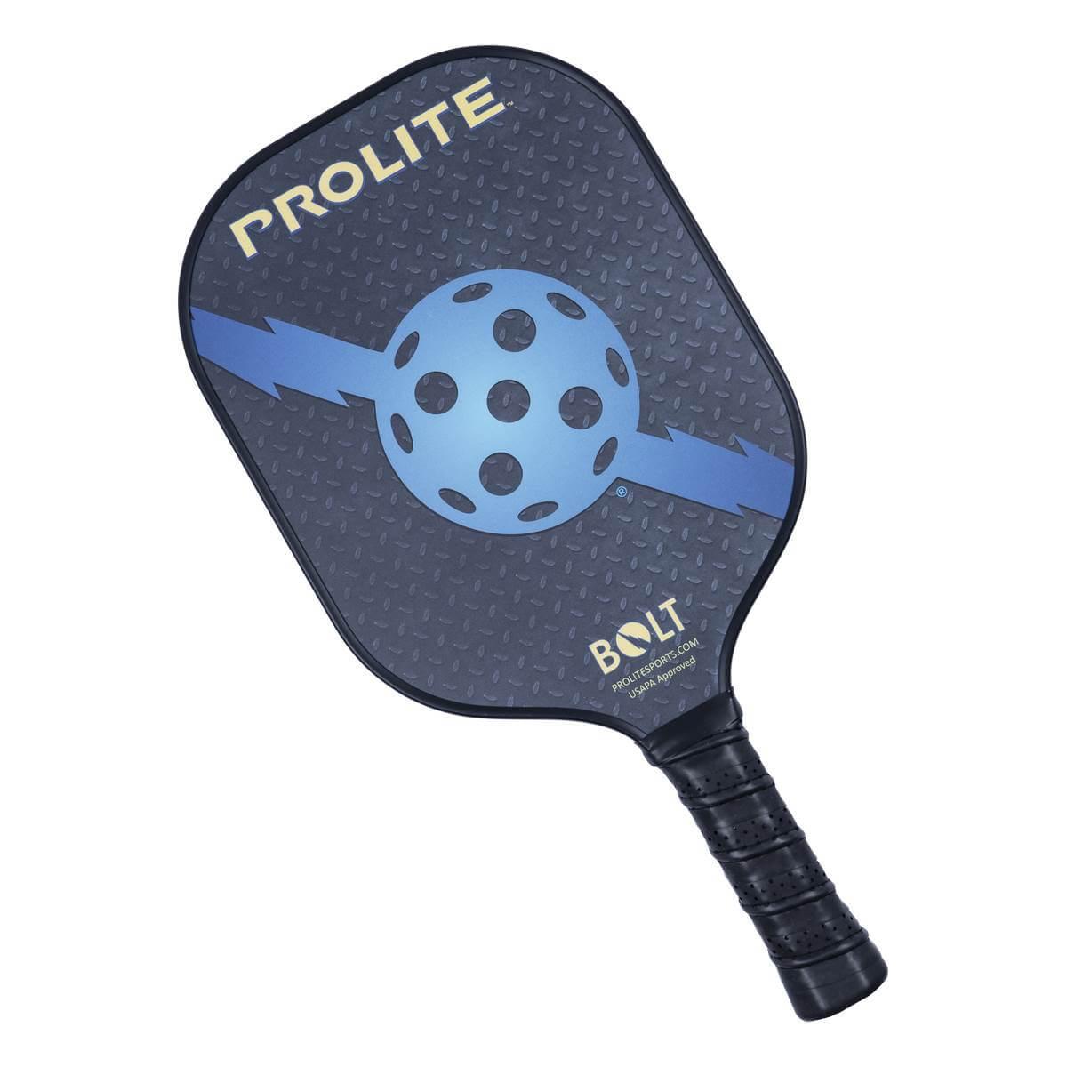 PROLITE Bolt Middleweight Carbon Fiber Pickleball Paddle