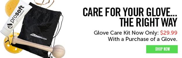 JustBallGloves Glove Care Kit