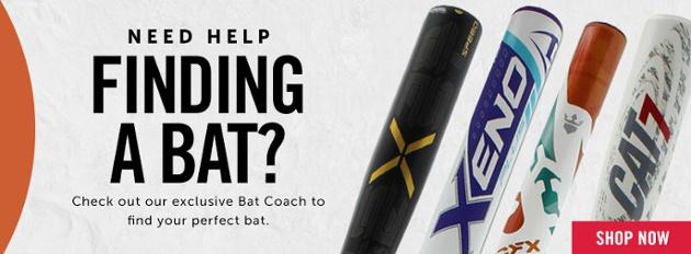 JustBats.com Exclusive Bat Coach
