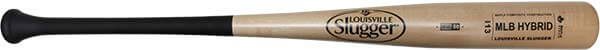 Louisville Slugger MLB Hybrid Maple Composite Wood Bat (BBHY14-13NNA) at JustBats.com