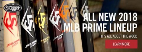 Louisville Slugger MLB Prime Wood Baseball Bats