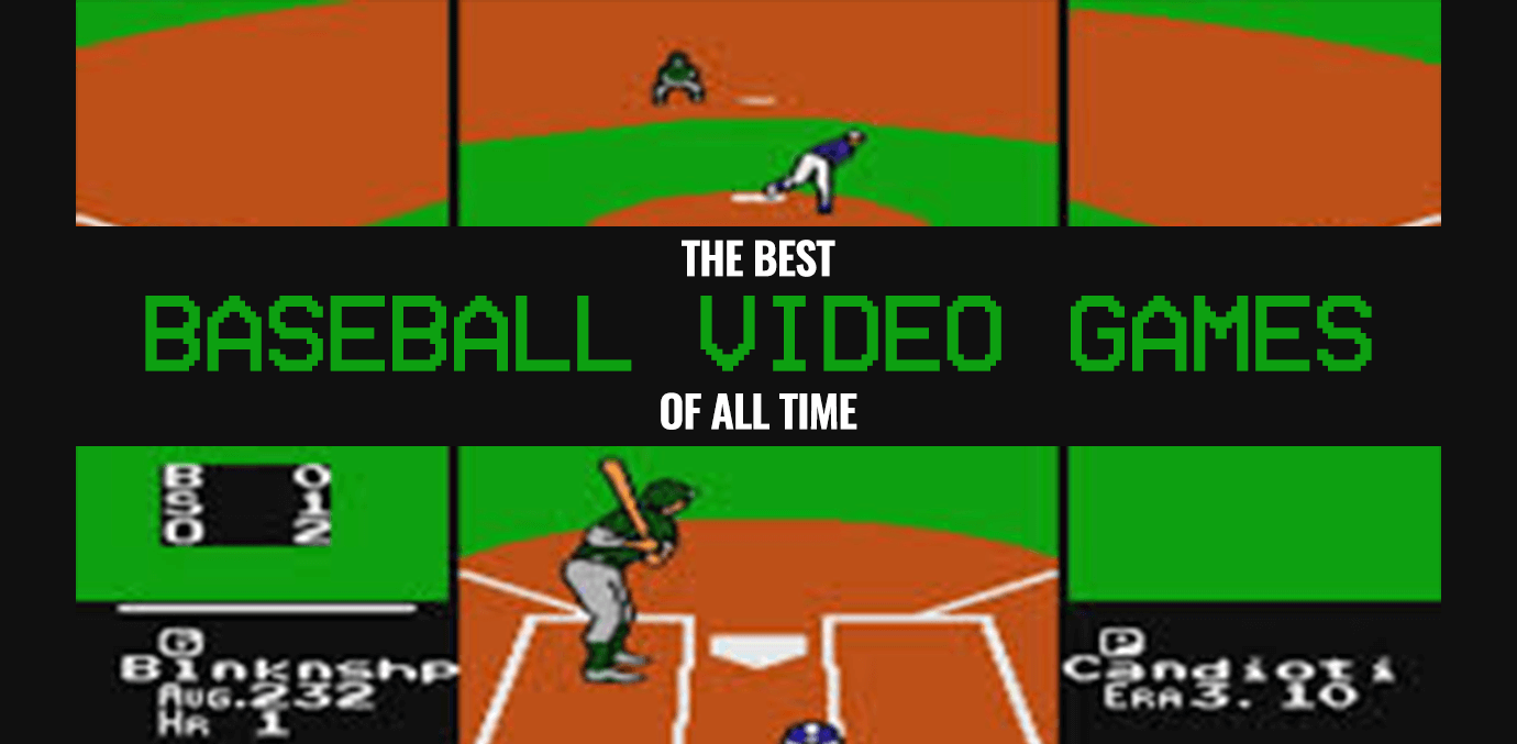 Best Baseball Video Games