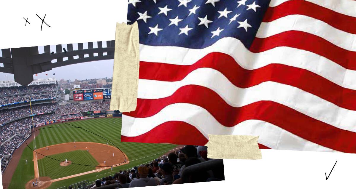 America & Baseball