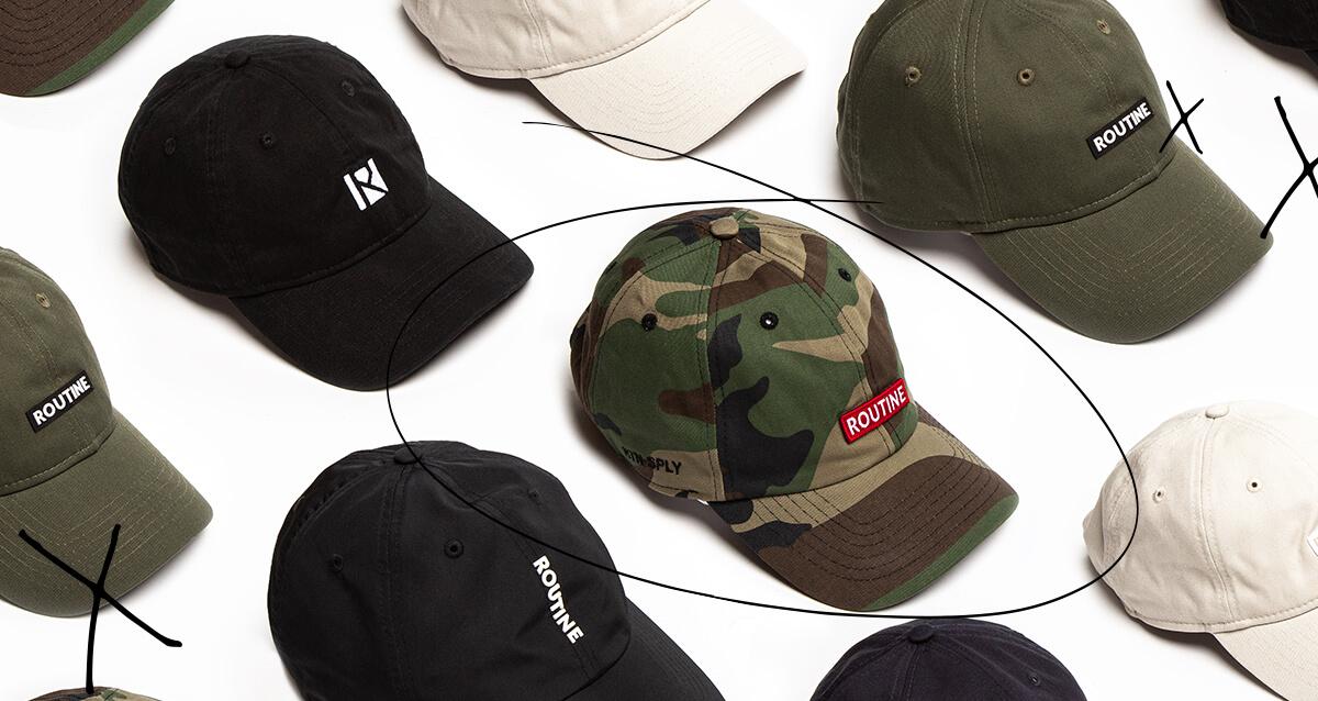 Hats & Baseball