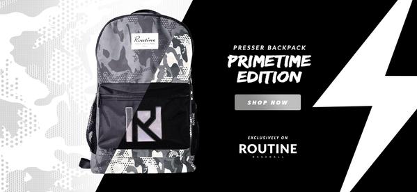 Presser 2 backpack primetime edition buy now