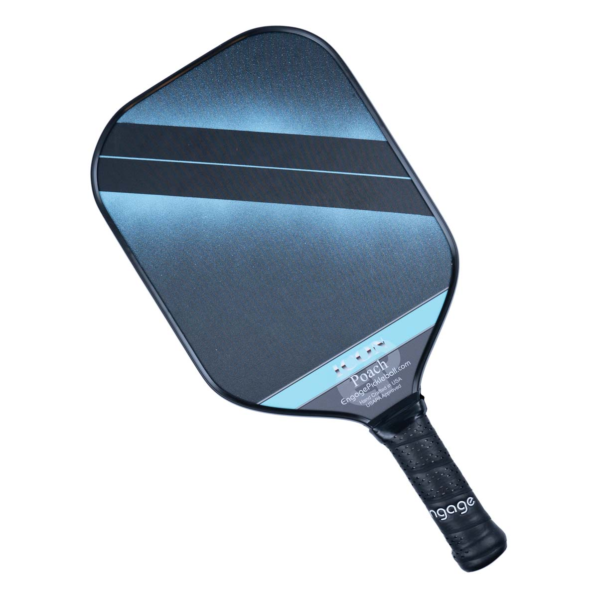 Engage Poach Icon Pickleball Paddle Red Leisure Sports & Game Room ...