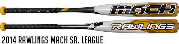 Rawlings Mach Senior league