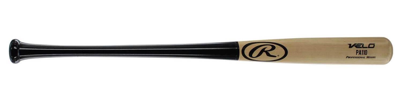 Rawlings VELO Maple Wood Bat PA110