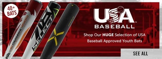 USABat Bats - USA Baseball Bats on JustBats.com